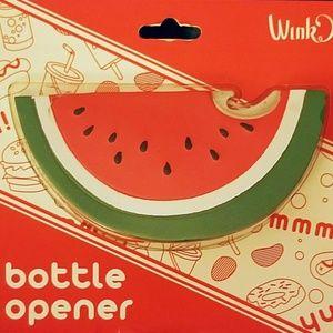 Adorable Watermelon Bottle Opener